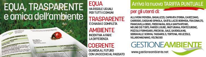 Banner Gestione ambiente in articolo